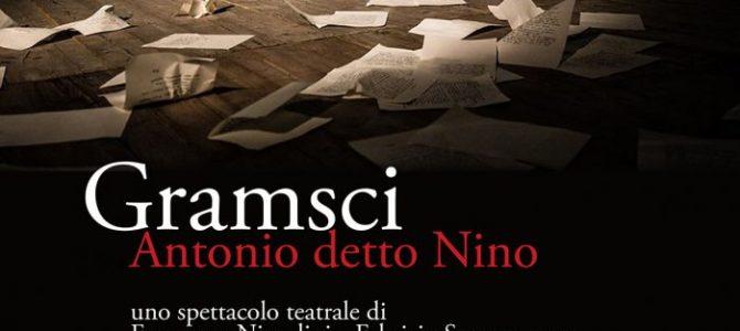 Venerdì 12 agosto Kairòs presenta GRAMSCI. Antonio detto Nino
