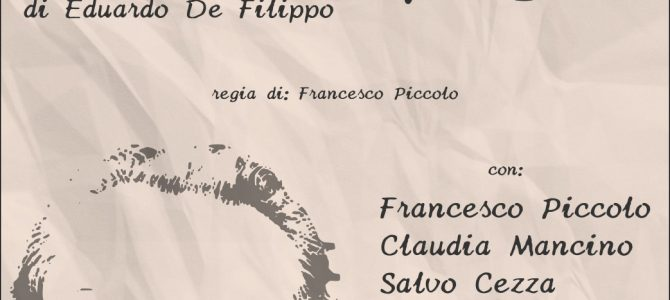 Al via la rassegna teatrale Kairòs a Ruffano, dal 18 dicembre all'8 aprile 2017.0