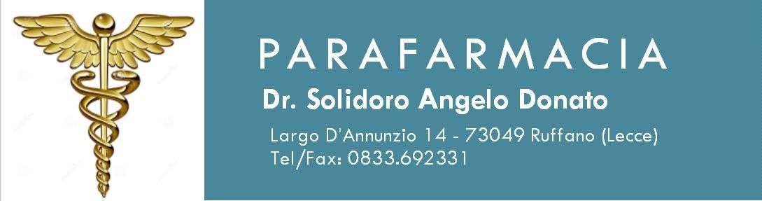 Pafarmacia dr. Solidoro Angelo Donato